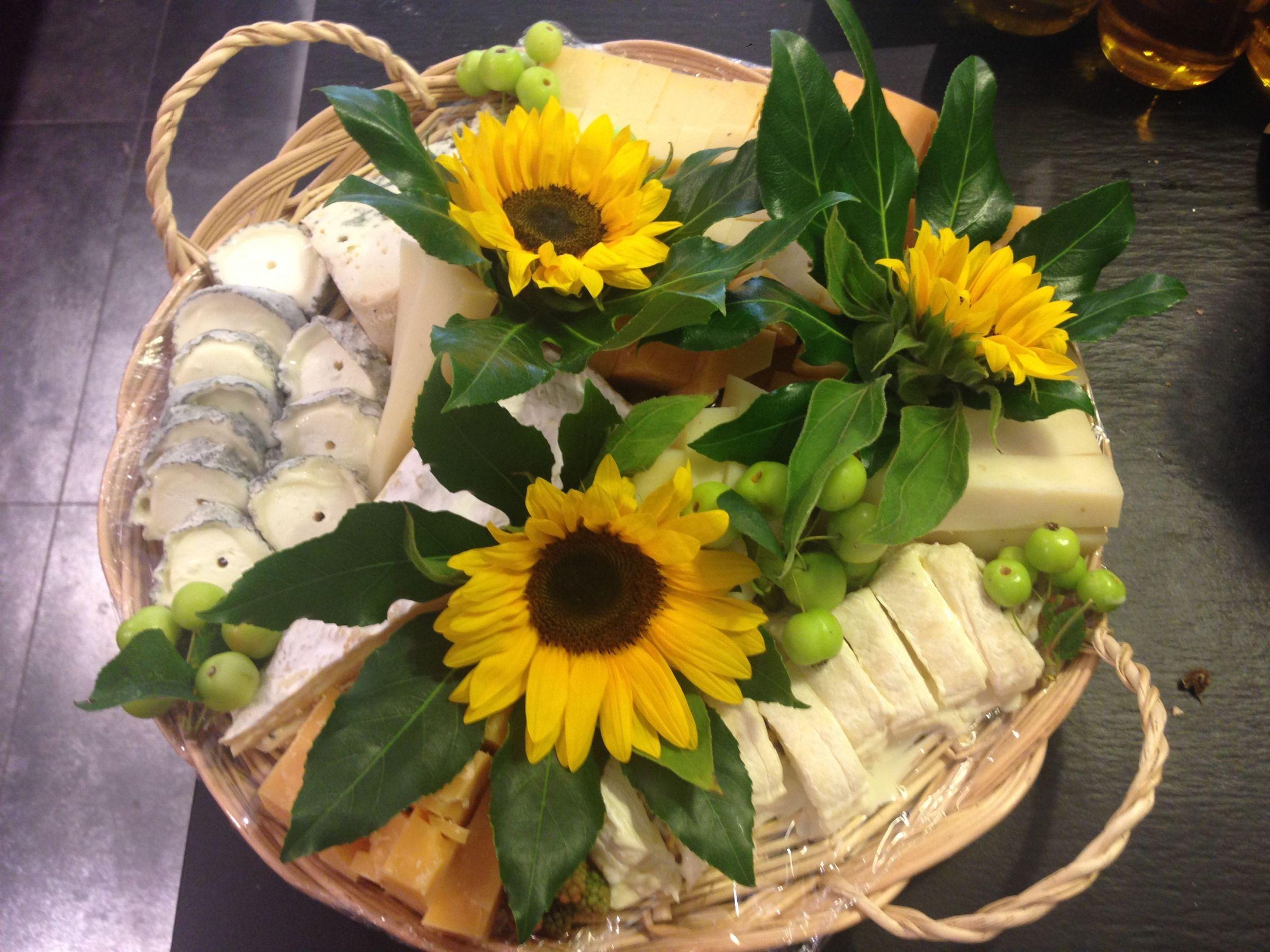 PLATO SOLEIL-le fromage